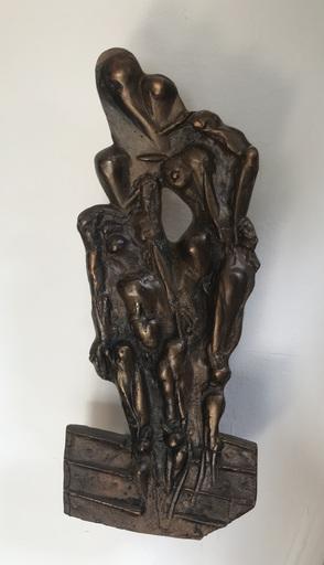 Alain GESTIN - Sculpture-Volume - UP