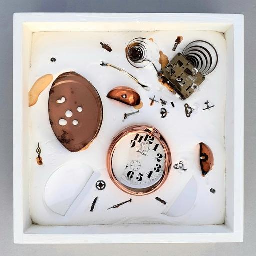 Fernandez ARMAN - Escultura - Temps colère III
