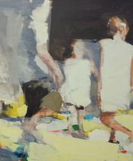 Vladimir SEMENSKIY - Pintura - Moment