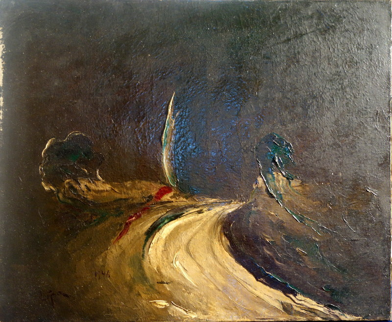 """LIPA - Pintura - """"Le Chemin"""""""