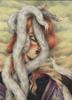 MISS VAN - Gemälde - Pale Moonlight Muse X