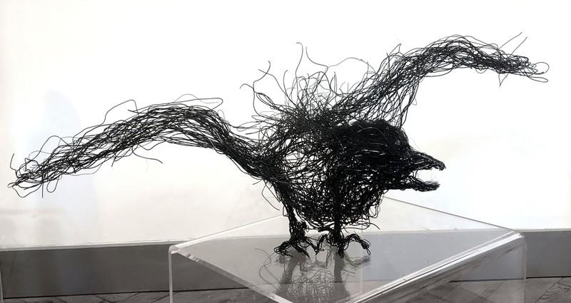 Hellen HALFTERMEYER - Escultura - Crépuscule