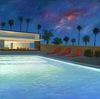 Daniel RAYNOTT - Gemälde - Nuit californienne