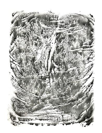 Bernard BEZZINA - 绘画 - Empreinte