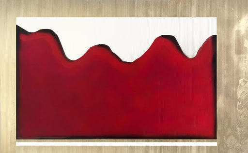 Caroline EBIN - Painting - « Strawberry »