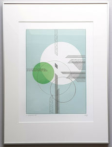 Luigi VERONESI - Grabado - Composizione