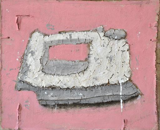 Sylvain LANG - Pintura - Fer