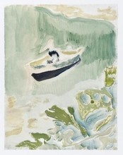 Peter DOIG - Print-Multiple - Cryril's Bay