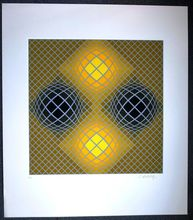 Victor VASARELY (1906-1997) - OLLA