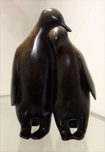 Isabelle BRIZZI - 雕塑 - Toi et moi