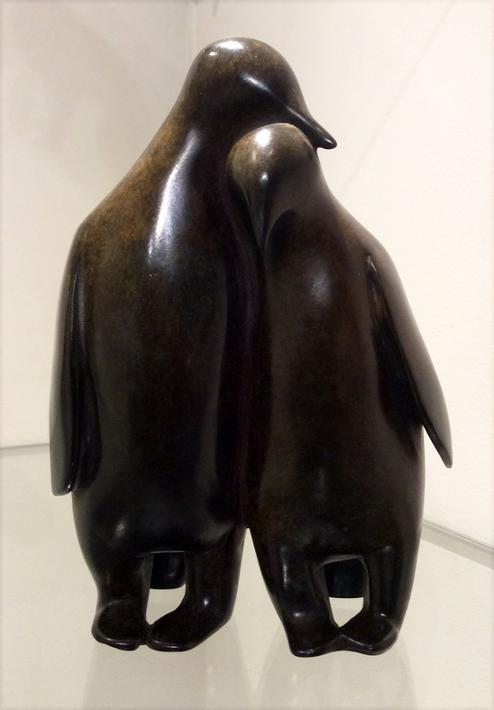 Isabelle BRIZZI - Sculpture-Volume - Toi et moi