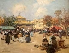 Fernand Marie Eugène LE GOUT-GÉRARD - Pintura