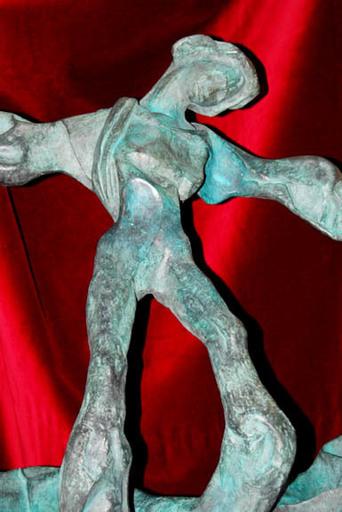 Salvador DALI - Sculpture-Volume - Winged Triton (Prestige-scale)