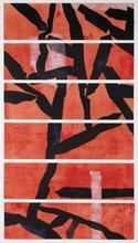 王怀庆 - 版画 - Red