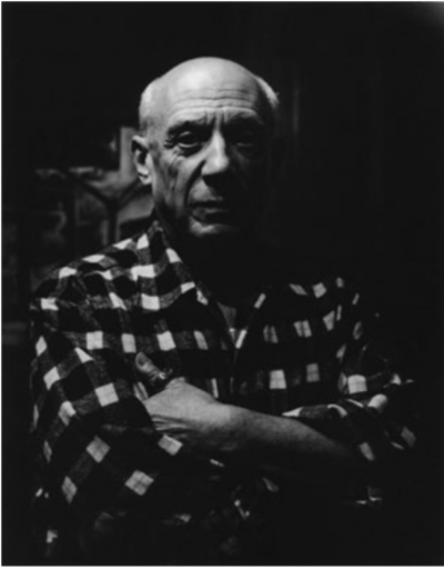 Lucien CLERGUE - Photography - Picasso