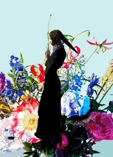 Billi THANNER - Pintura - Nora Molini