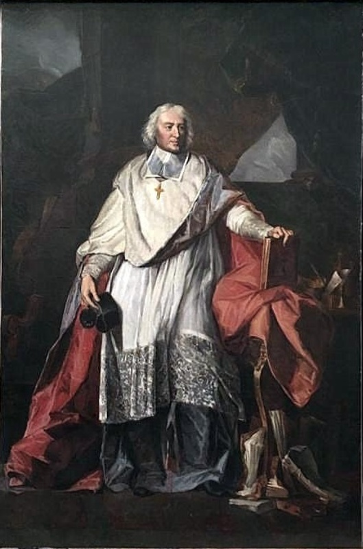Hyacinthe RIGAUD - Pintura - Portrait de Jacques Bénigne BOSSUET