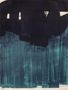 Pierre SOULAGES - Print-Multiple - Lithographie n° 23