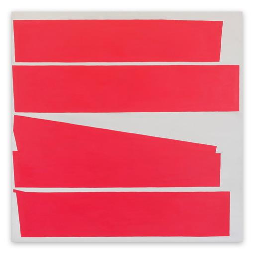 Ulla PEDERSEN - 绘画 - Cut-Up Canvas I.5