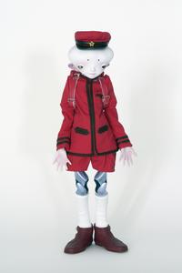 Takashi MURAKAMI - Escultura - Inochi: Figure David