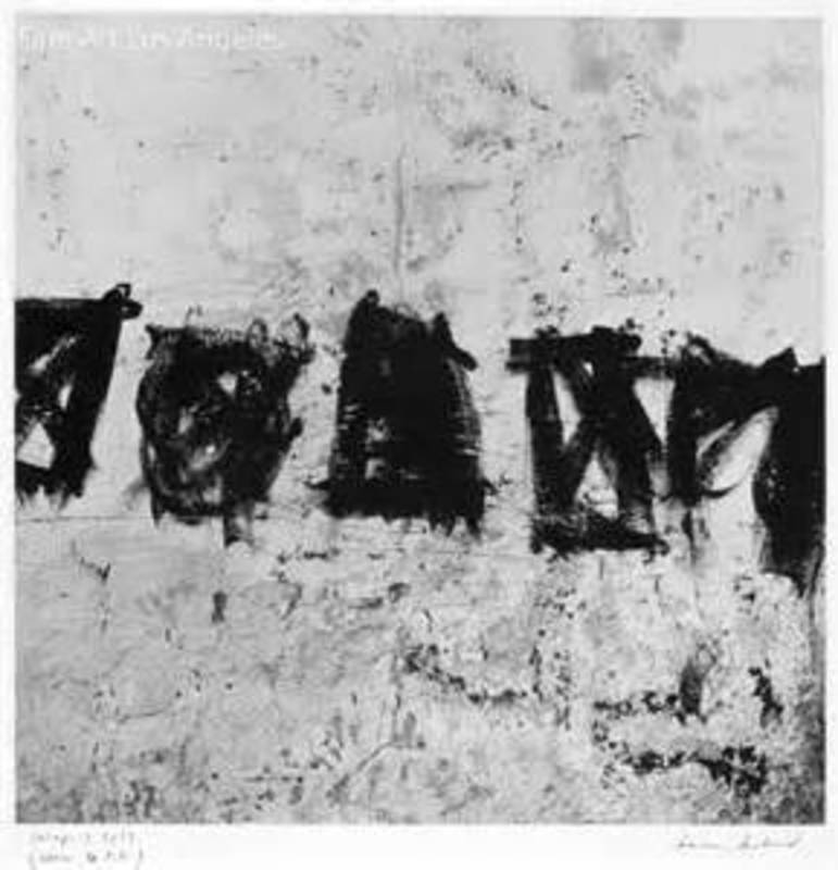 Aaron SISKIND - Photography - Jalapa #7 (Hommage to F.K.)