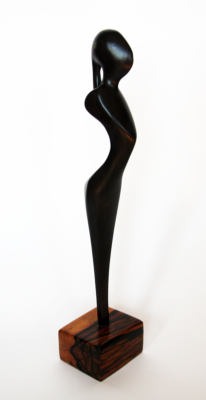 Joe Jim BOMA - Skulptur Volumen - Stretch