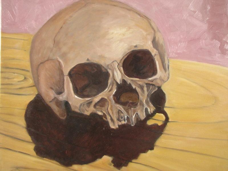 Igor KUBALEK - Peinture - Vanité