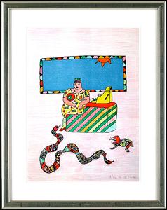 Nana Gonflable Vente Aux Encheres De Niki De Saint Phalle 3777292