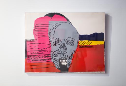 Andy WARHOL - Stampa-Multiplo - Skull (FS II.159)
