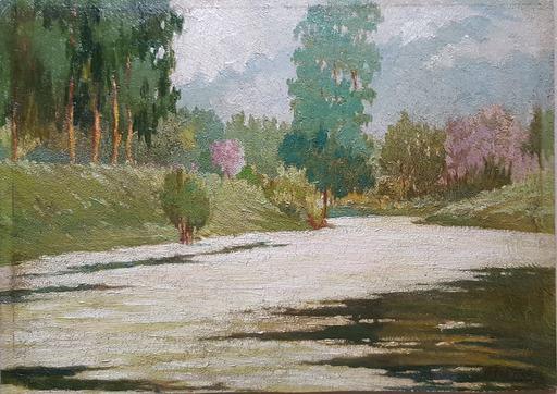 George Matthew BRUESTLE - 绘画