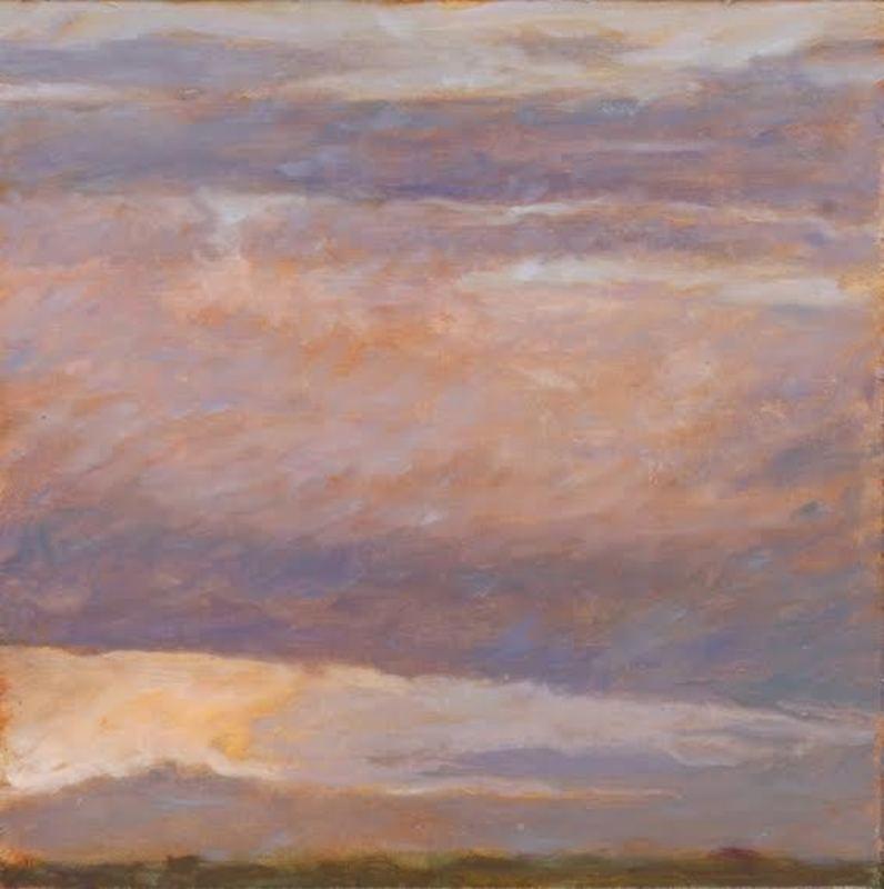 Richard HARPER - Painting - A Distant Light