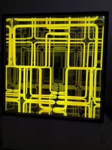 Paolo SCIRPA - Sculpture-Volume - Espansione + traslazione