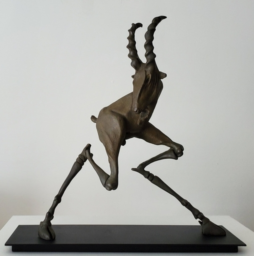 Francisco PEREIRA - Sculpture-Volume - Bicabra