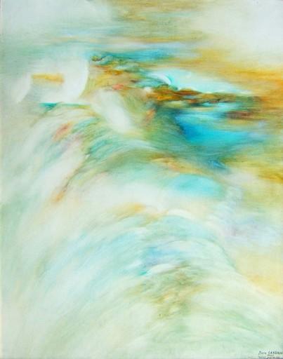Pierre Alexandre GRAZIANI - Pintura - Canez jusq'au Ciel