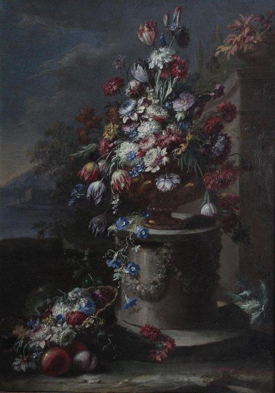 Gasparo LOPEZ DEI FIORI - Painting