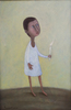 Roman ANTONOV - Peinture - Candle