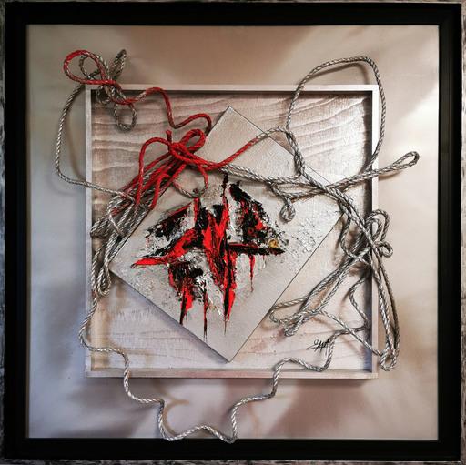 Elodie DOLLAT - Gemälde - Sans titre I