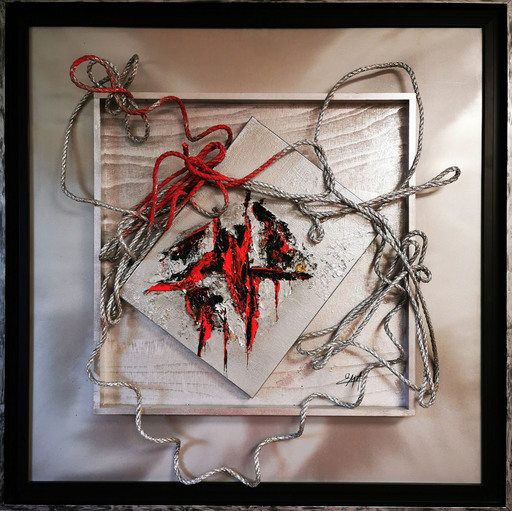 Elodie DOLLAT - Painting - Sans titre I