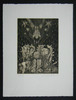 Ernst FUCHS - Print-Multiple - Adam's Destruction and Promise