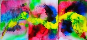 Mégui SANCHEZ - Painting - SURP.01