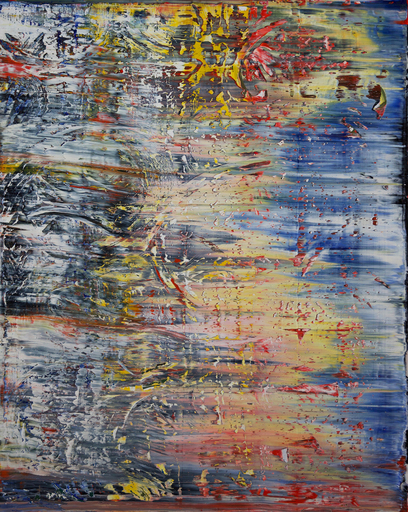 Harry James MOODY - Peinture - abstract Elene  No.427