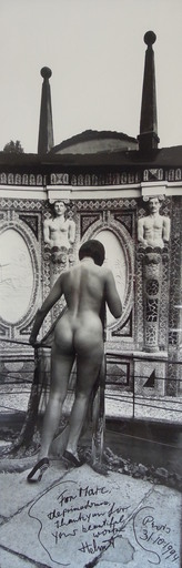 Helmut NEWTON - Druckgrafik-Multiple - Panoramic Nude