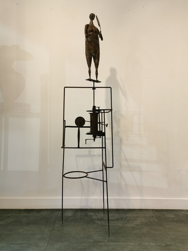 Philippe HIQUILY - Sculpture-Volume - Narcisse