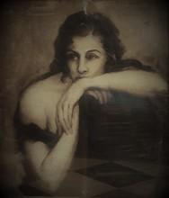Daniel SABATER Y SALABERT - Painting - SANTA ISABEL