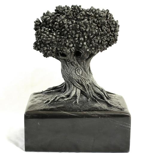 HERREL - Sculpture-Volume - La dix-huitième graine