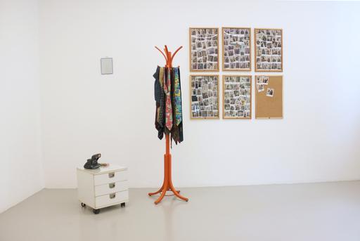 Allan KAPROW - Sculpture-Volume - Tie Rack