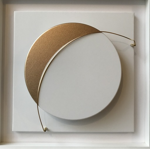 Bruno BANI - Scultura Volume - Satellite