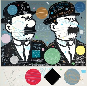David SPILLER - Print-Multiple - Such a perfect day (Thomson twins)