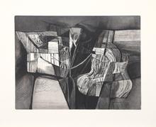 Roberto BURLE MARX - Print-Multiple - Luzes na Noite
