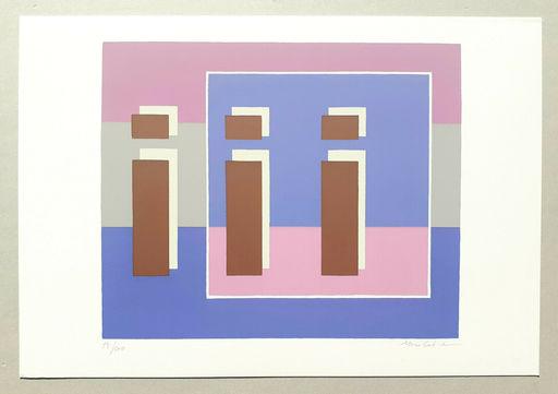Mario RADICE - Druckgrafik-Multiple - Composizione Tav. 5